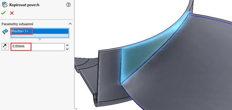 108-SolidWorks-postup-navod-modelani-vetrak-plechove-dily-lopatkove-kolo