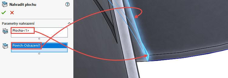 110-SolidWorks-postup-navod-modelani-vetrak-plechove-dily-lopatkove-kolo