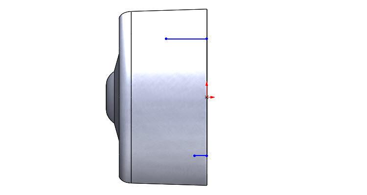 12-SolidWorks-postup-navod-modelani-vetrak-plechove-dily-lopatkove-kolo