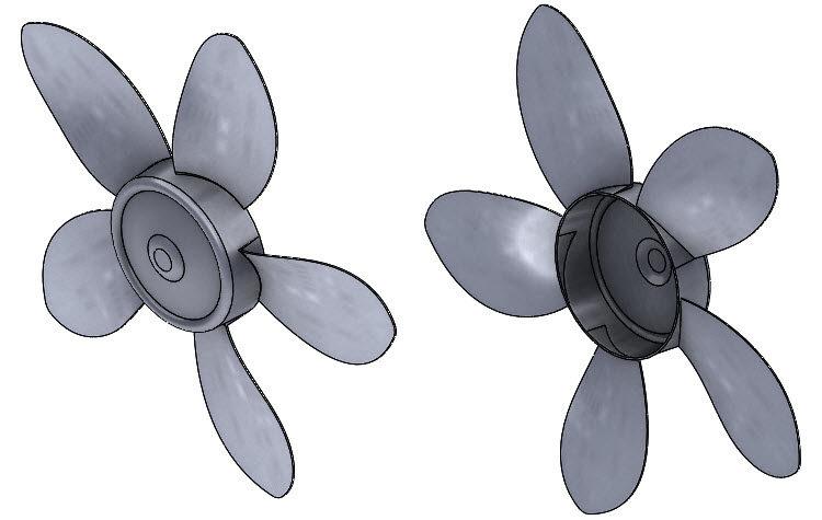 126-SolidWorks-postup-navod-modelani-vetrak-plechove-dily-lopatkove-kolo