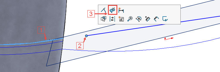 164-SolidWorks-postup-navod-modelani-vetrak-plechove-dily-lopatkove-kolo