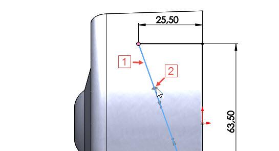17-SolidWorks-postup-navod-modelani-vetrak-plechove-dily-lopatkove-kolo
