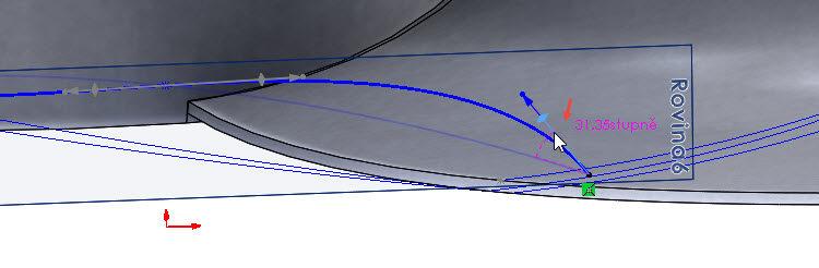 182-SolidWorks-postup-navod-modelani-vetrak-plechove-dily-lopatkove-kolo
