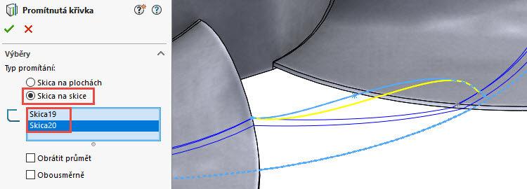 185-SolidWorks-postup-navod-modelani-vetrak-plechove-dily-lopatkove-kolo