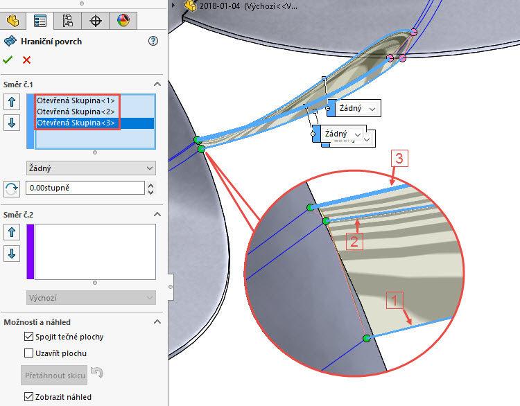 191-SolidWorks-postup-navod-modelani-vetrak-plechove-dily-lopatkove-kolo