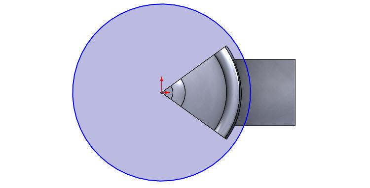28-SolidWorks-postup-navod-modelani-vetrak-plechove-dily-lopatkove-kolo