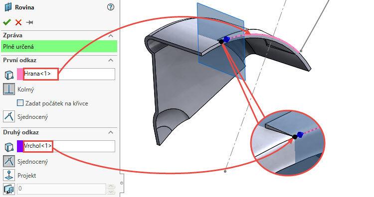 50-SolidWorks-postup-navod-modelani-vetrak-plechove-dily-lopatkove-kolo