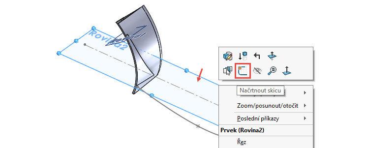 52-SolidWorks-postup-navod-modelani-vetrak-plechove-dily-lopatkove-kolo
