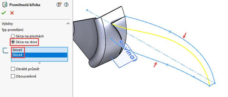 64-SolidWorks-postup-navod-modelani-vetrak-plechove-dily-lopatkove-kolo