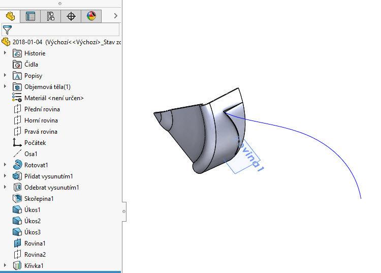 65-SolidWorks-postup-navod-modelani-vetrak-plechove-dily-lopatkove-kolo