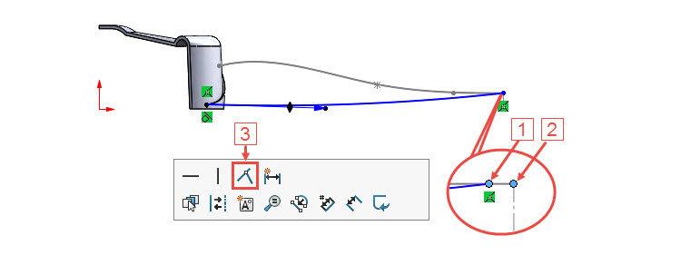 77-SolidWorks-postup-navod-modelani-vetrak-plechove-dily-lopatkove-kolo