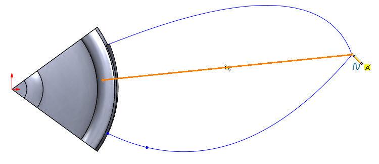 83-SolidWorks-postup-navod-modelani-vetrak-plechove-dily-lopatkove-kolo
