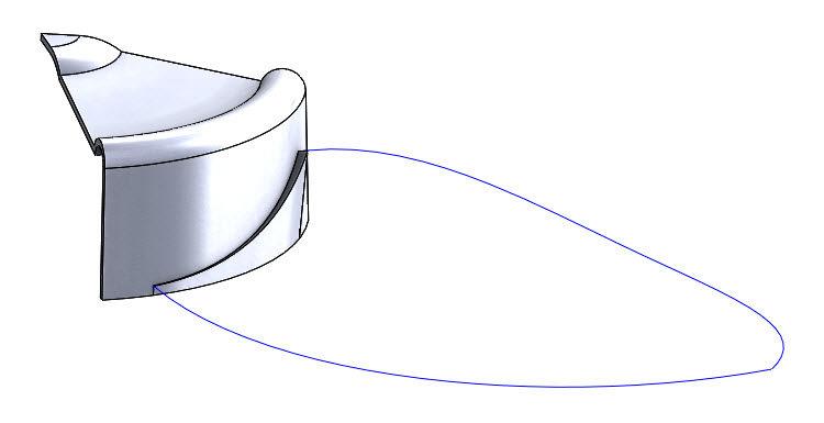 88-SolidWorks-postup-navod-modelani-vetrak-plechove-dily-lopatkove-kolo