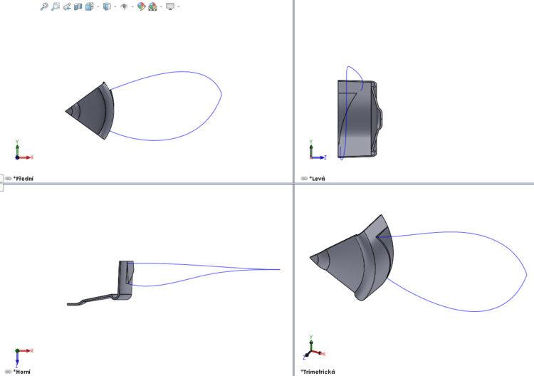 89-SolidWorks-postup-navod-modelani-vetrak-plechove-dily-lopatkove-kolo