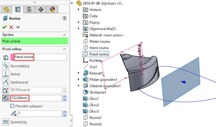 91-SolidWorks-postup-navod-modelani-vetrak-plechove-dily-lopatkove-kolo