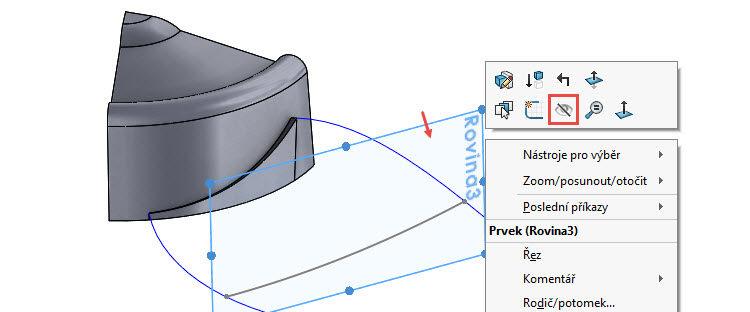 97-SolidWorks-postup-navod-modelani-vetrak-plechove-dily-lopatkove-kolo