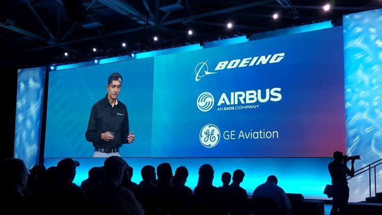 Platformu 3D Experience používají největší světoví výrobci dopravních letadel. Foto: Marek Pagáč