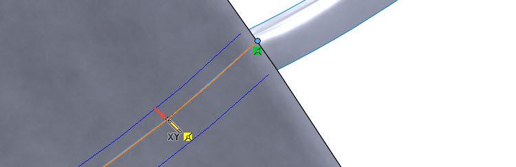 203-SolidWorks-postup-navod-modelani-vetrak-plechove-dily-lopatkove-kolo
