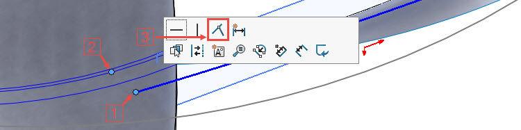 211-SolidWorks-postup-navod-modelani-vetrak-plechove-dily-lopatkove-kolo