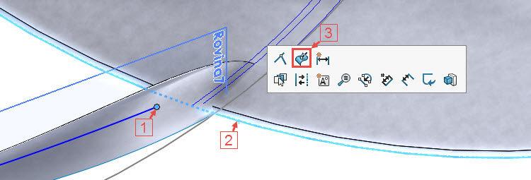 212-SolidWorks-postup-navod-modelani-vetrak-plechove-dily-lopatkove-kolo
