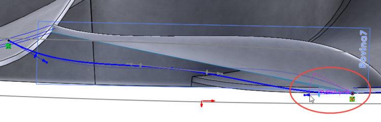 214-SolidWorks-postup-navod-modelani-vetrak-plechove-dily-lopatkove-kolo