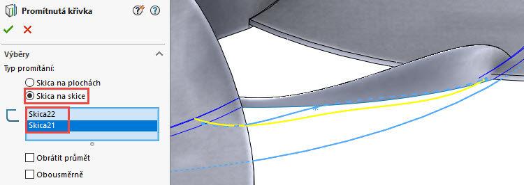 218-SolidWorks-postup-navod-modelani-vetrak-plechove-dily-lopatkove-kolo