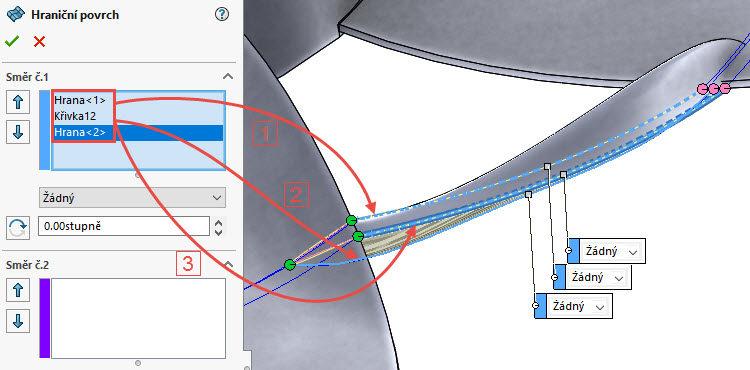 220-SolidWorks-postup-navod-modelani-vetrak-plechove-dily-lopatkove-kolo