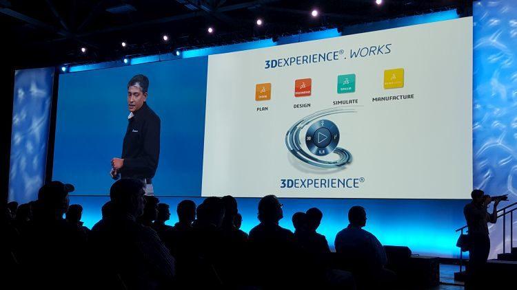 Propojení SOLIDWORKSu a platformy 3DExperience bylo nejčastěji skloňovaným tématem na konferenci SOLIDWORKS World 2019.