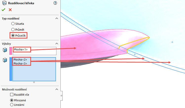 356-SolidWorks-postup-navod-modelani-vetrak-plechove-dily-lopatkove-kolo