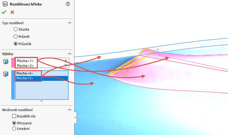 357-SolidWorks-postup-navod-modelani-vetrak-plechove-dily-lopatkove-kolo