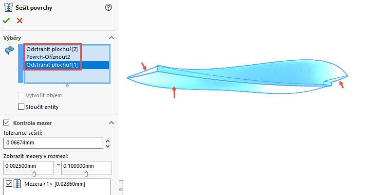 363-SolidWorks-postup-navod-modelani-vetrak-plechove-dily-lopatkove-kolo