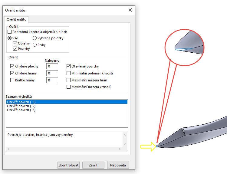 364.3-SolidWorks-postup-navod-modelani-vetrak-plechove-dily-lopatkove-kolo