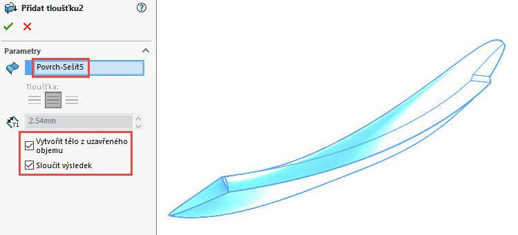 366.1-SolidWorks-postup-navod-modelani-vetrak-plechove-dily-lopatkove-kolo