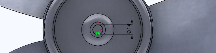 382-SolidWorks-postup-navod-modelani-vetrak-plechove-dily-lopatkove-kolo