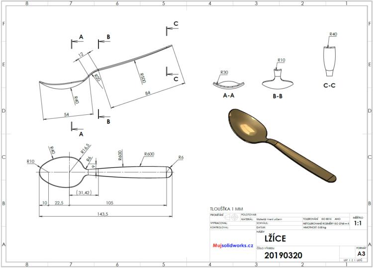 92-SOLIDWORKS-postup-tutorial-navod-spoon-lzice