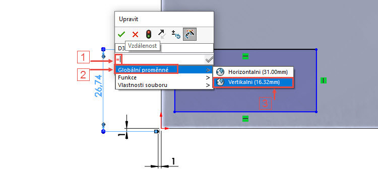 120-Mujsolidworks-dratena-sit-predni-vetrak-postup-navod-tutorial