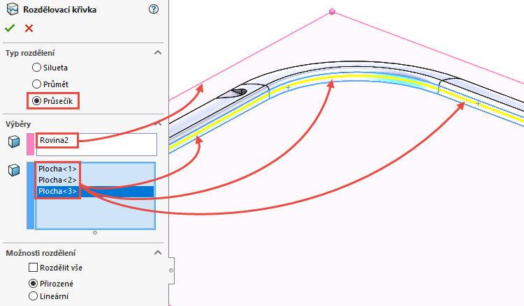 63-Mujsolidworks-dratena-sit-predni-vetrak-postup-navod-tutorial