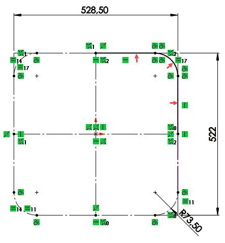 9-Mujsolidworks-dratena-sit-predni-vetrak-postup-navod-tutorial