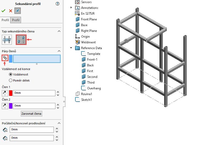 17-SOLIDWORKS-2019-svarovani-welding-Konstrukcni-system