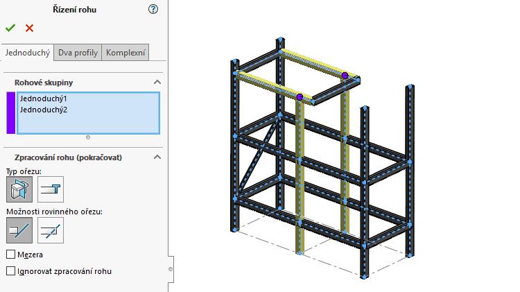 20-SOLIDWORKS-2019-svarovani-welding-Konstrukcni-system
