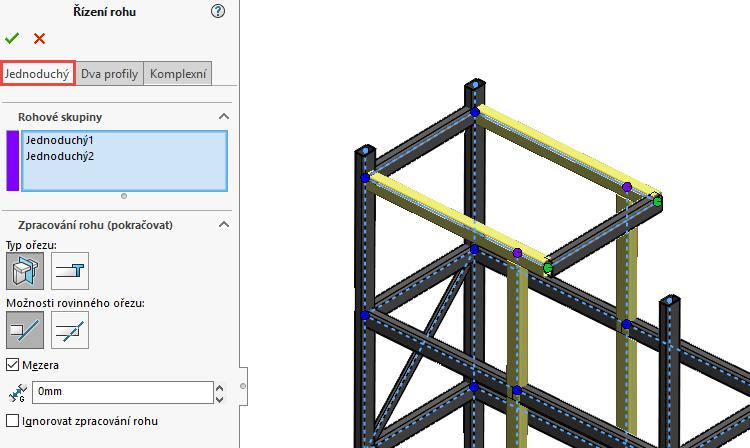 21-SOLIDWORKS-2019-svarovani-welding-Konstrukcni-system