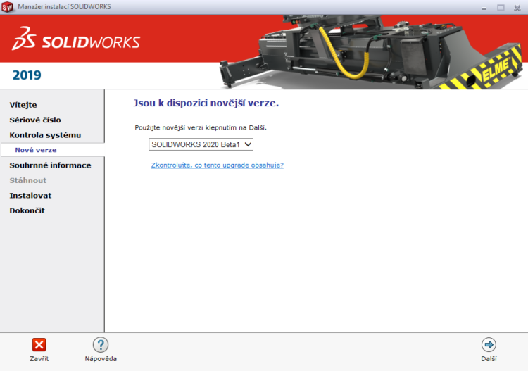 1-SOLIDWORKS-2020-Beta-live-update