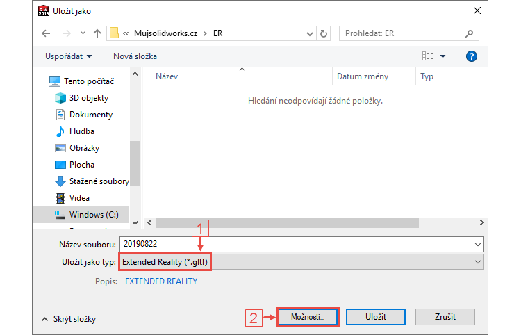 2-SolidWorks-Extended-Reality-Explorer-postup-navod-MujSolidWorks
