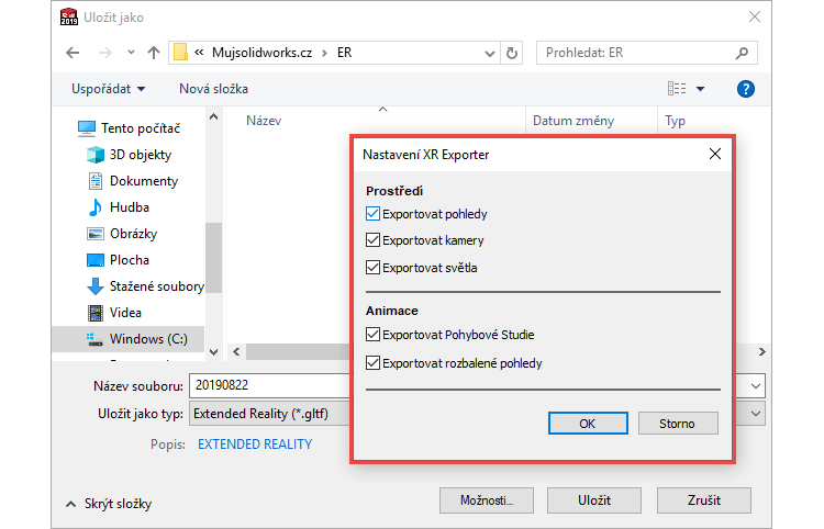 3-SolidWorks-Extended-Reality-Explorer-postup-navod-MujSolidWorks