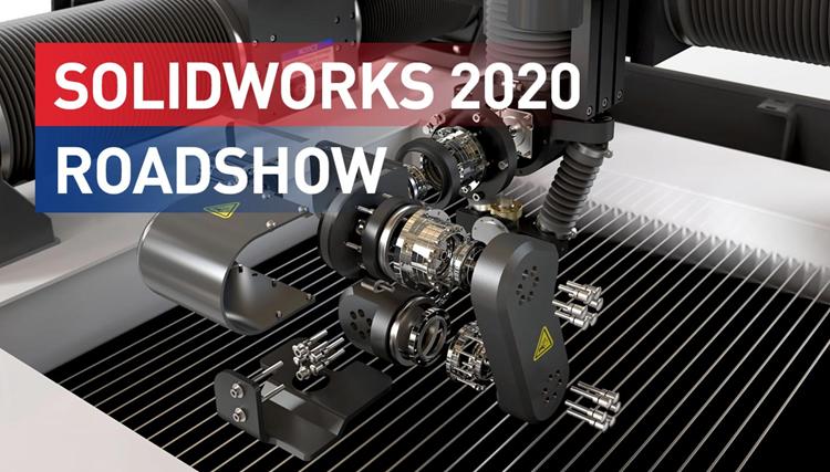 Pozvánka na semináře: SOLIDWORKS 2020 Roadshow