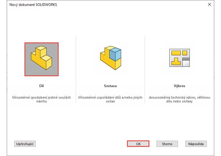 1-SOLIDWORKS-beginner-zacatecnik-postup-navod-priklad-pro-zacinajici-uzivatele-ucime-se-solidworks