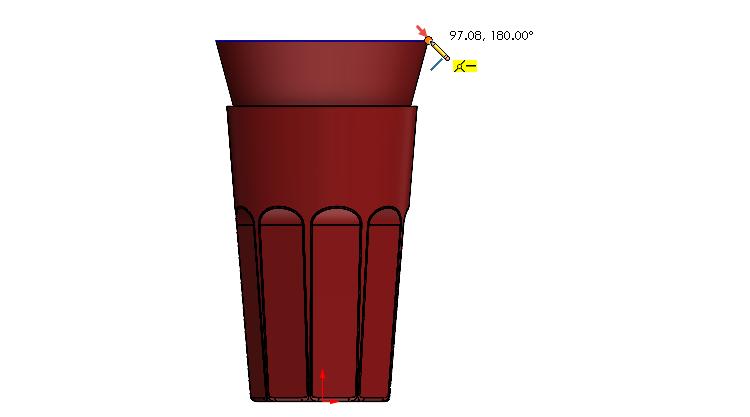 83-SOLIDWORKS-mold-forma-formovani-postup-modelovani-sklenice