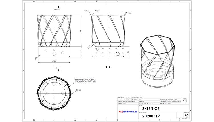 1-Mujsolidworks-sklenice-postup-tutorial-navod-ucime-se-solidworks-loft-pridani-spojenim-profilu-ohybani