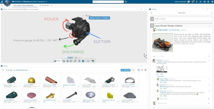 2-SOLIDWORKS-3DExperience-roles-and-apps