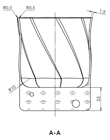3-Mujsolidworks-sklenice-postup-tutorial-navod-ucime-se-solidworks-loft-pridani-spojenim-profilu-ohybani